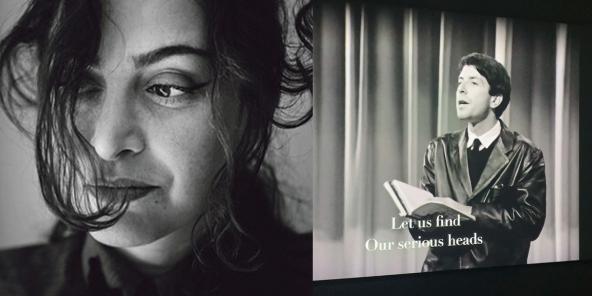 Kvinde og poet