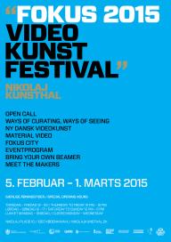 Fokus 2015 Plakat