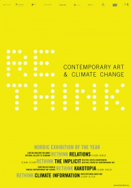 Rethink Contemporary Art & Climate Change