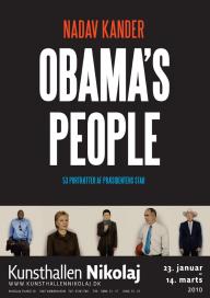Nadav Kander: Obama's People