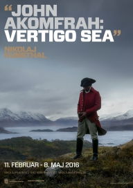 "John Akomfrah ""Vertigo Sea"". Plakat"