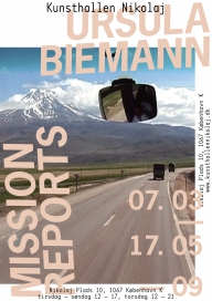 Ursula Biemann: MISSION REPORT