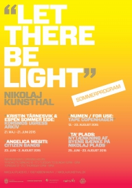 Let There Be Light - Plakat